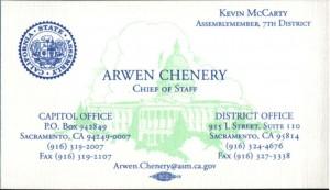 ArwenChenery_ChiefofStaff