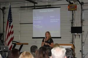 Executive Director Tracey Schaal Power Inn Alliance