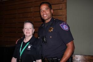 Barbara Falcon Reserve Community Service Officer @ Chief Daniel Hahn
