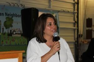 Lorena Carrillo, Principal Bancroft Elementary