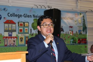 Councilmember Eric Guerra